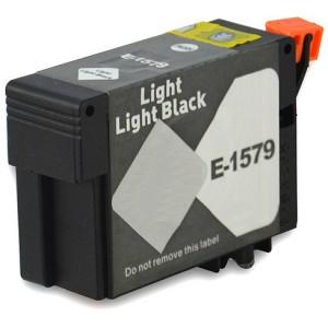 Tinteiro Compatível EPSON T1579 PRETO LIGHT LIGHT