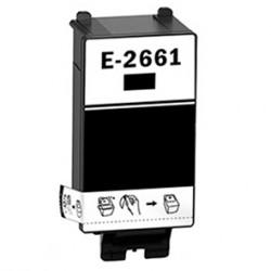Tinteiro Compatível EPSON T2661 Preto