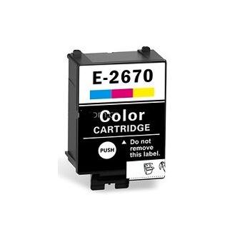 Tinteiro Compatível EPSON T2670 Cores