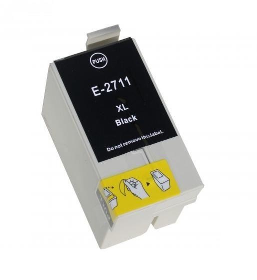 Tinteiro Compatível Epson T2711 27XL Preto