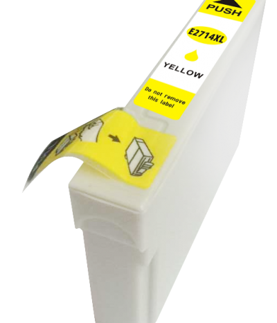 Tinteiro Compatível Epson T2714 27XL Amarelo