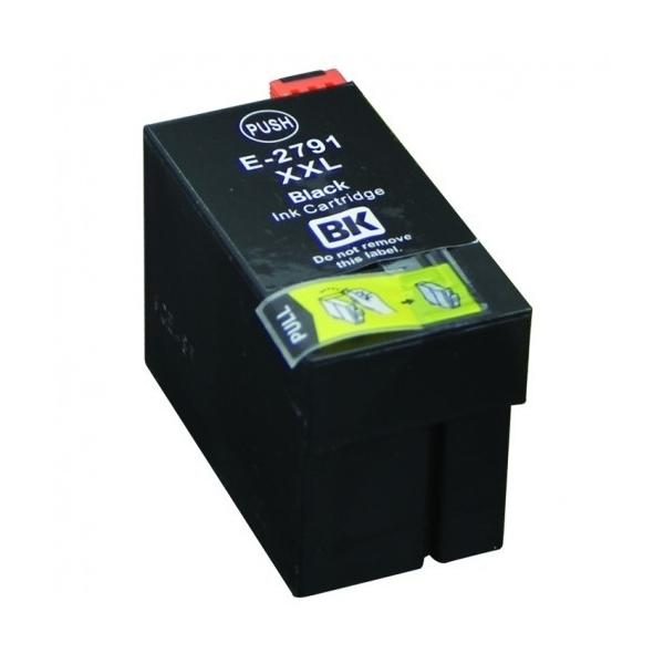 Tinteiro Compatível Epson T2791 27XXL Preto