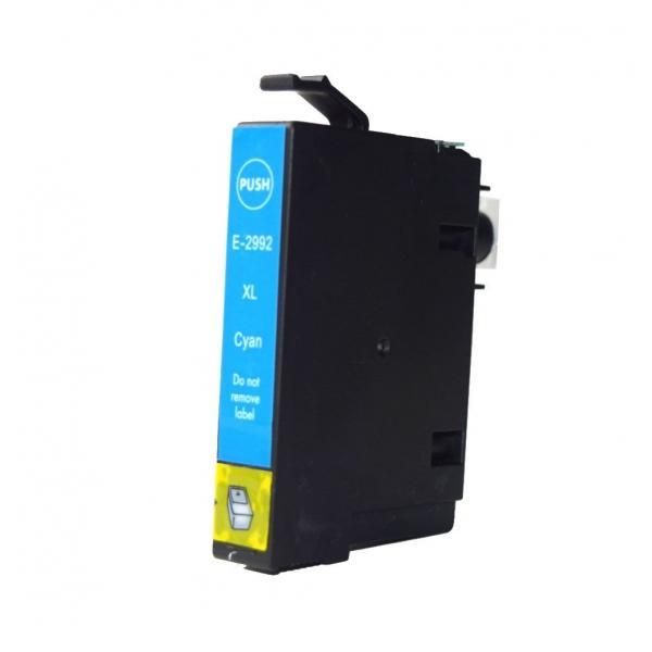 Tinteiro Compatível Epson T2982 / T2992 29XL azul