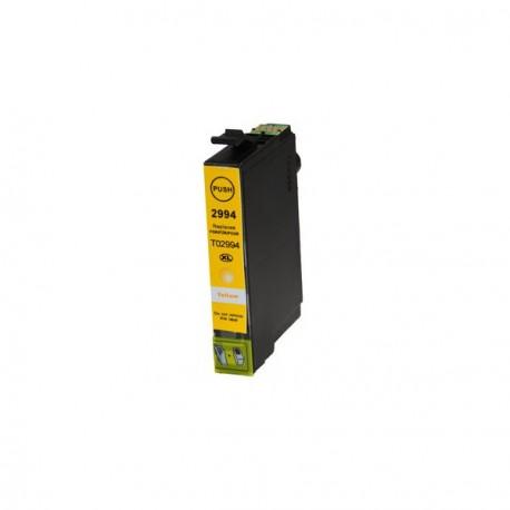 Tinteiro Compatível Epson T2984 / T2994 29XL Amarelo