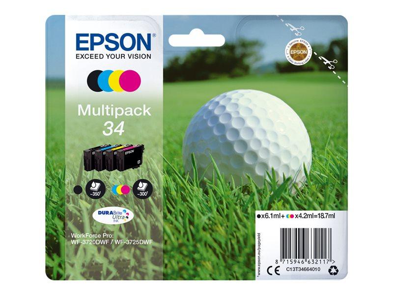 Epson 34 MultipackT3466