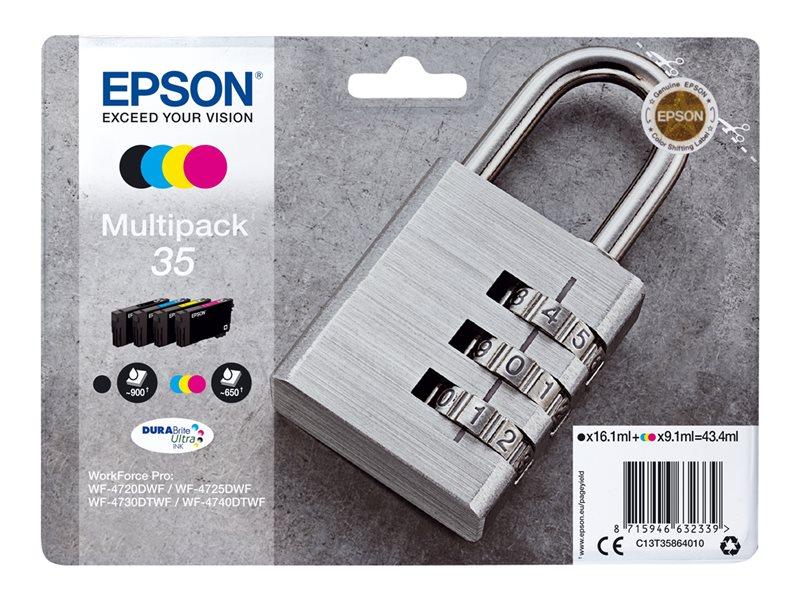 Epson 35 Multipack T3586