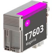 Tinteiro Compatível EPSON T7603 MAGENTA