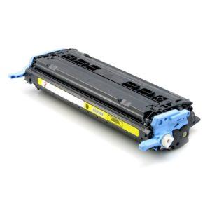 Toner Compatível HP Q6002A Nº124A / Canon 707 Amarelo