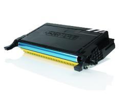 Toner Compatível Samsung CLP-Y660B Amarelo