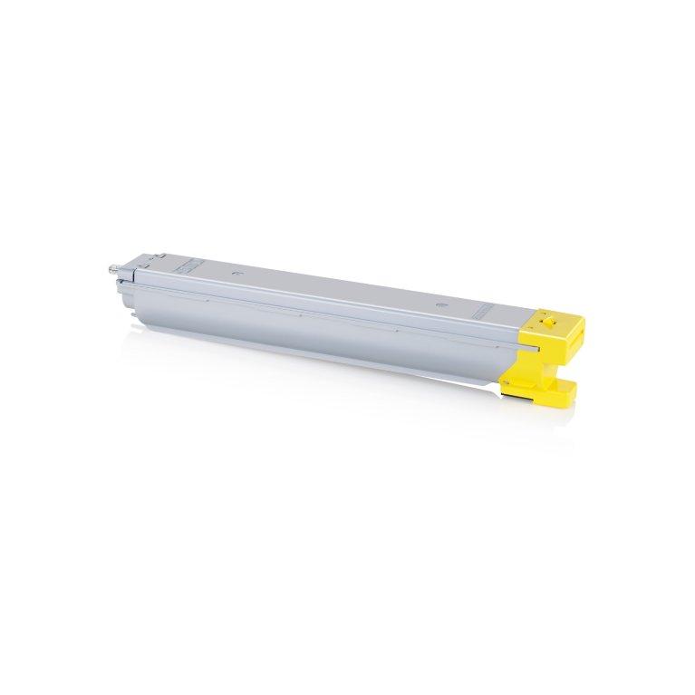 Toner Compatível SAMSUNG CLT-Y809S Amarelo